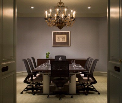 Photo of Henry B. Plant Boardroom