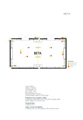 Beta Meeting Space Thumbnail 1