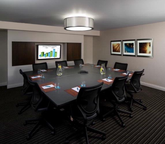 Photo of Solar Boardroom