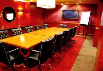 Photo of Lafayette Boardroom