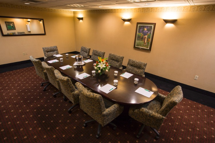 Photo of Master's Conference Room