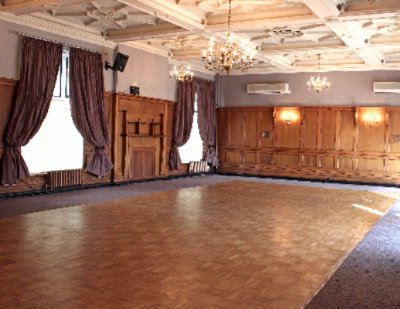 The Ballroom Meeting Space Thumbnail 3