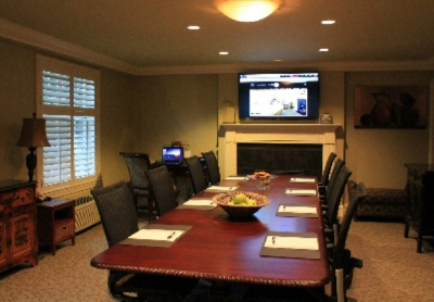 Photo of Cayuga Boardroom