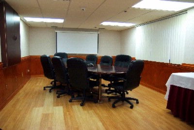 Photo of Aquarius Boardroom