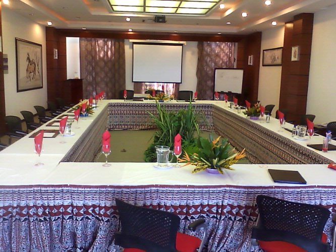 Photo of Manhao Conference room