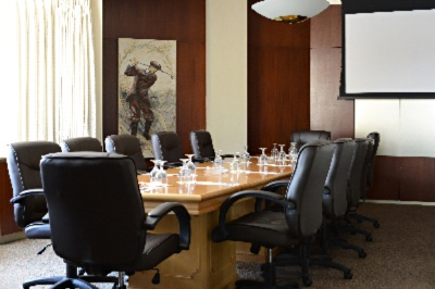 Photo of St. Andrew's Boardroom