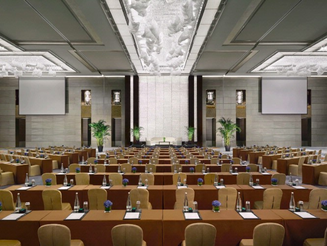 Jing An Grand Ballroom Meeting Space Thumbnail 1