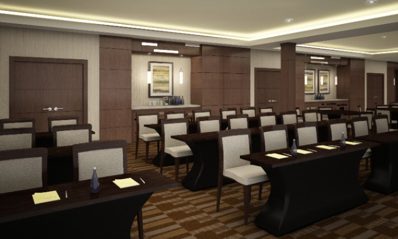 Photo of One Meeting Salon in Ballroom 353