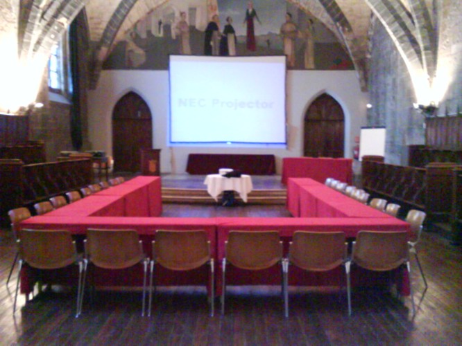 LA CHAPELLE Meeting Space Thumbnail 1
