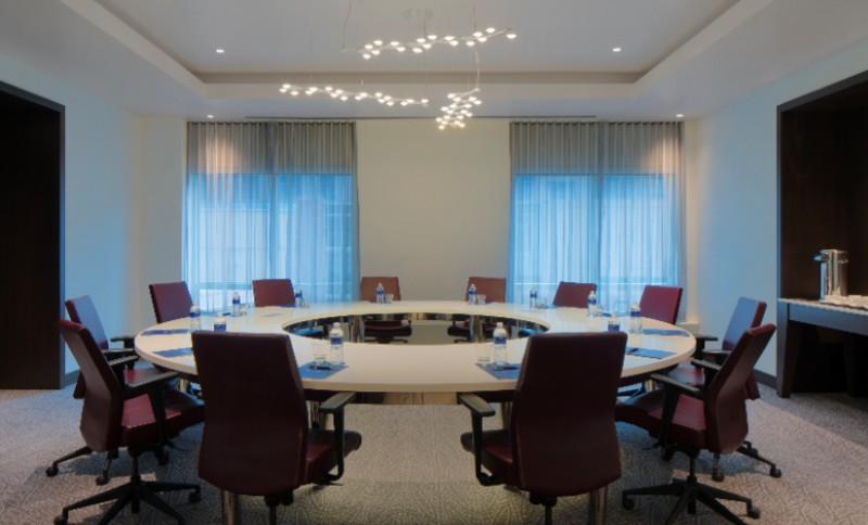 Photo of Minneapolis Boardroom