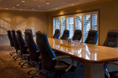 Photo of Crystal Boardroom