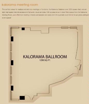Photo of Kalorama Ballroom