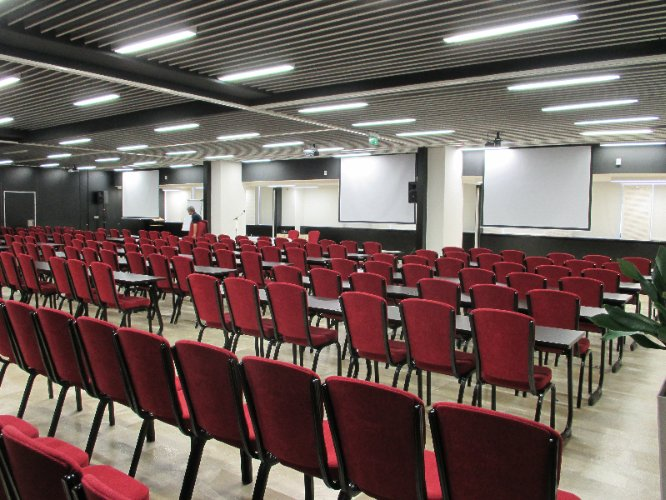 Photo of Aplaus+Bravo+Ceremonie+Dialog main plenary rooms