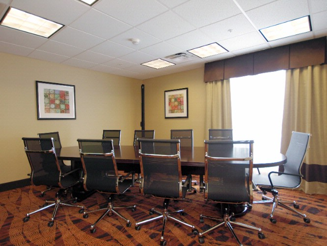 Photo of Allegheny Board Room