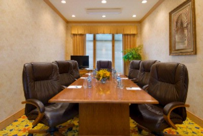 Photo of Alexander Pearson Boardroom