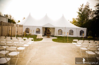 Photo of Courtyard Tent