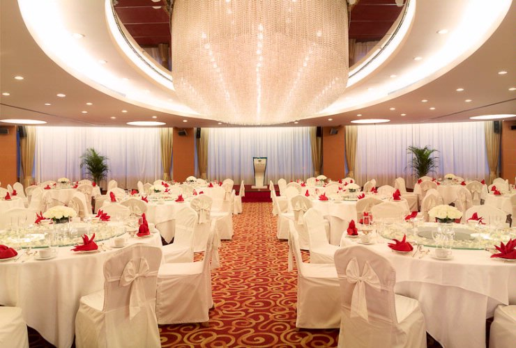 Photo of Tianhong Grand Ballroom