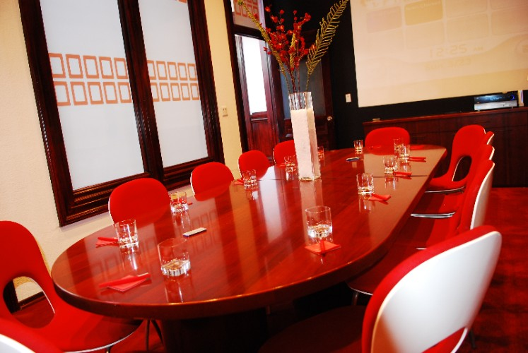 Photo of Maranello Board Room