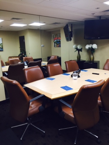 Photo of Shasta Boardroom