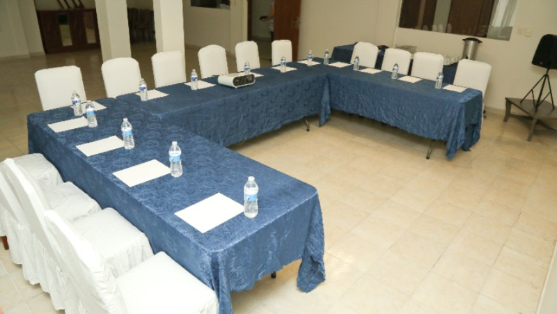Photo of SALA DE CONFERENCIAS A
