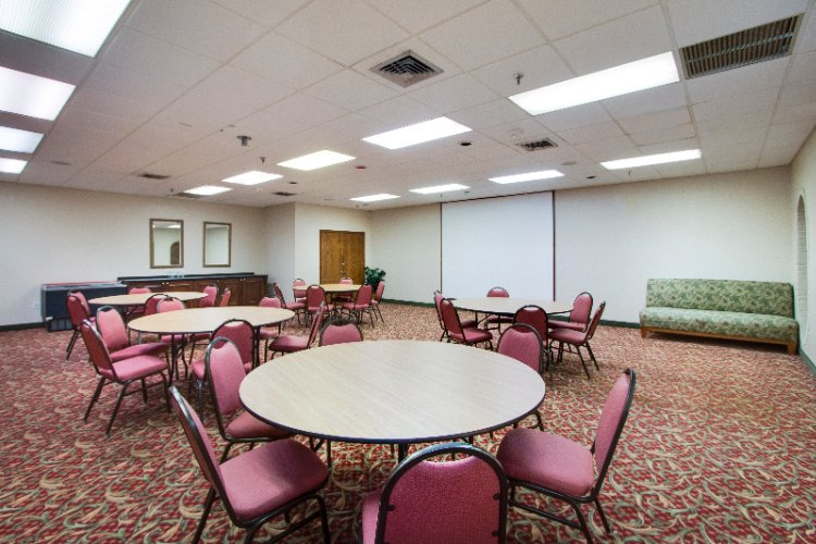 Photo of Meeting space