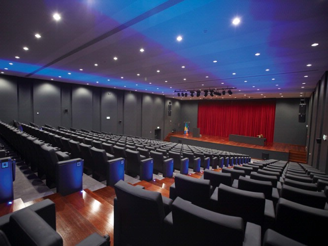 Photo of Sunrise Auditorium