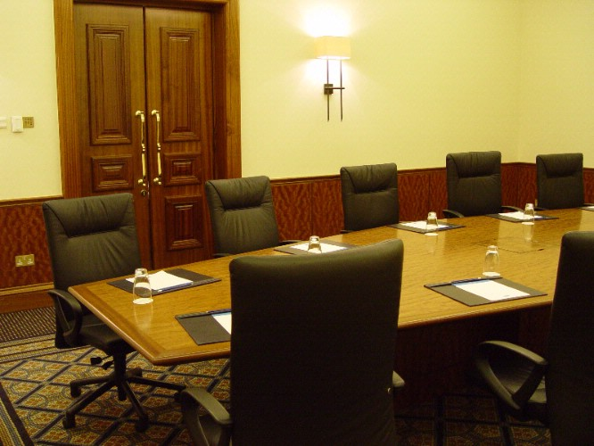 Photo of Afentra Boardroom