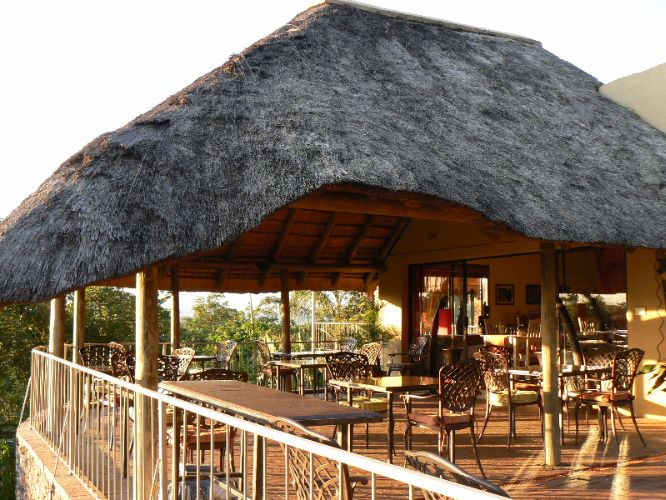 Photo of Open air thatched lapa