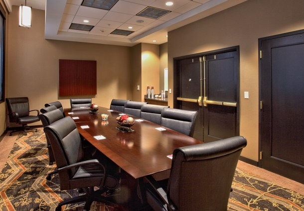 Photo of Kimball Boardroom