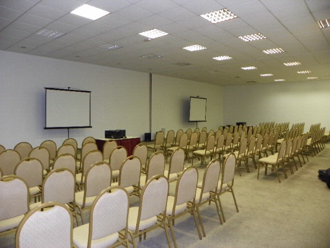 Ouro Preto I e II Meeting Space Thumbnail 2