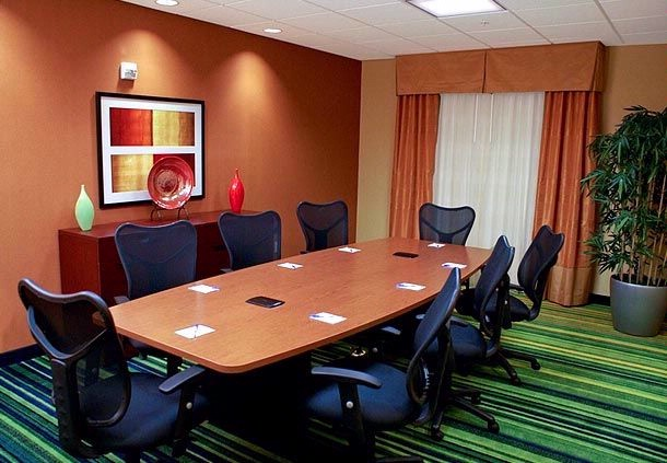 Photo of Coral Boardroom