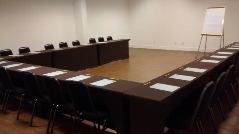 Sala Platina Meeting Space Thumbnail 1