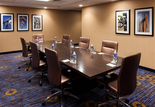 Photo of Austin Board Room