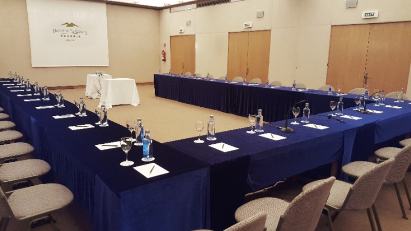 Photo of S'Agaró Plenary room