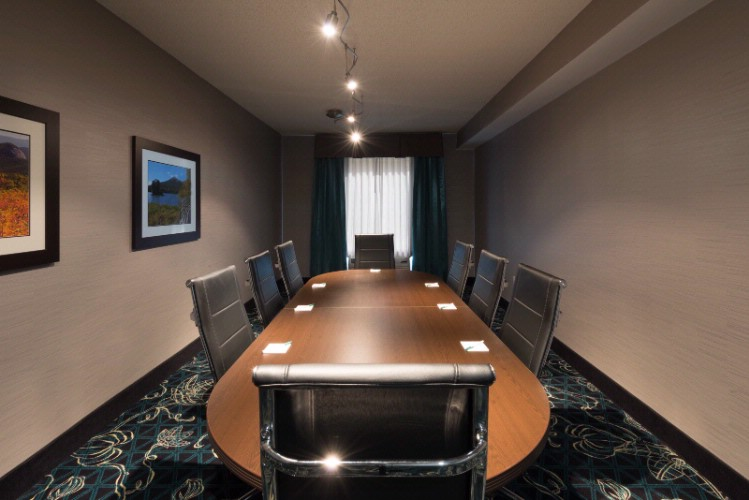 Photo of Chancellor's Boardroom