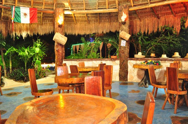 GREEN TULUM RESTAURANT Meeting Space Thumbnail 1