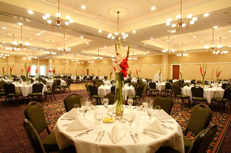 Photo of Mountaineer Conference Center Grand Ballroom