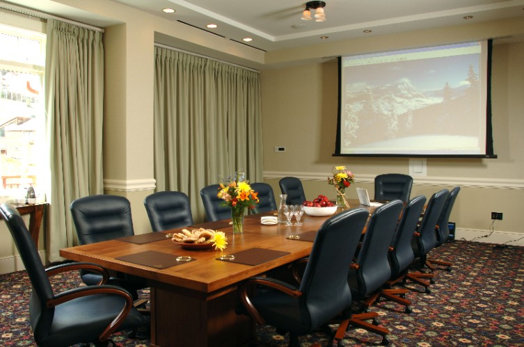 Photo of Mountaineer Conference Center-Al Johnson Boardroom