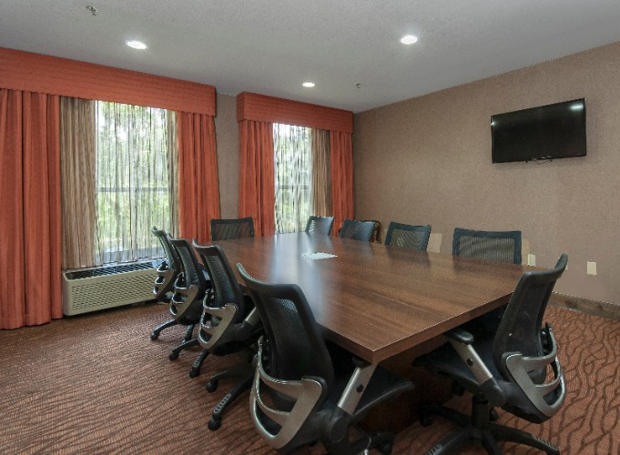 Photo of Furman Board Room