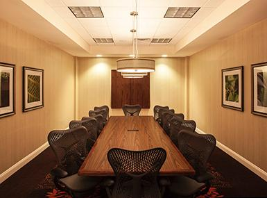 Photo of Bartram Boardroom
