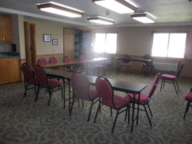 Photo of AmericInn Meeting Room