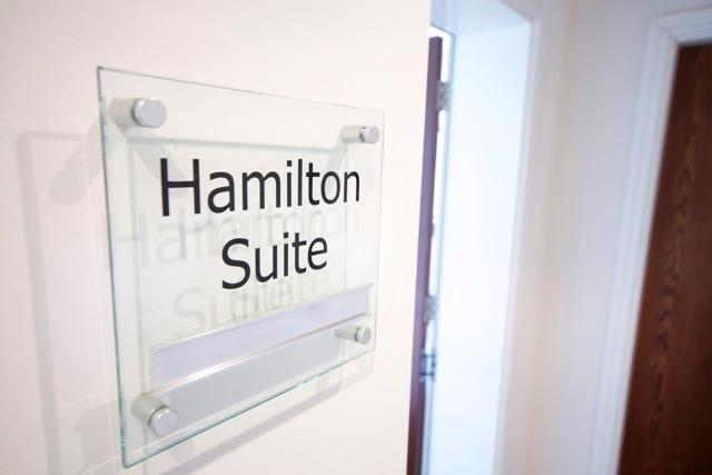 Hamilton Suite Meeting Space Thumbnail 1