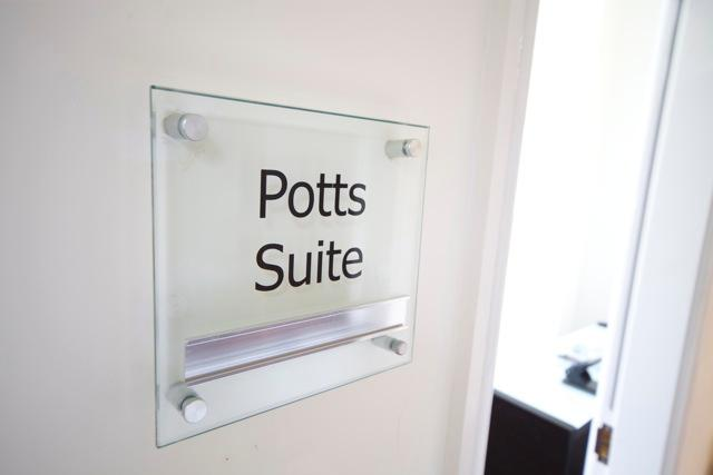Photo of Potts Suite