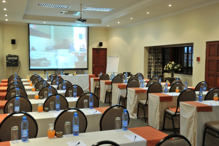 Photo of Ndlovu Main Conference Room