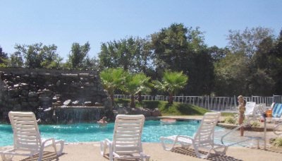 Photo of RV Pool & Cabana