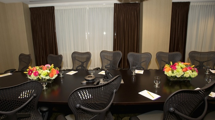 Photo of Tishman Boardroom
