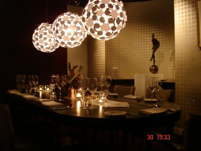 Private dining Meeting Space Thumbnail 1