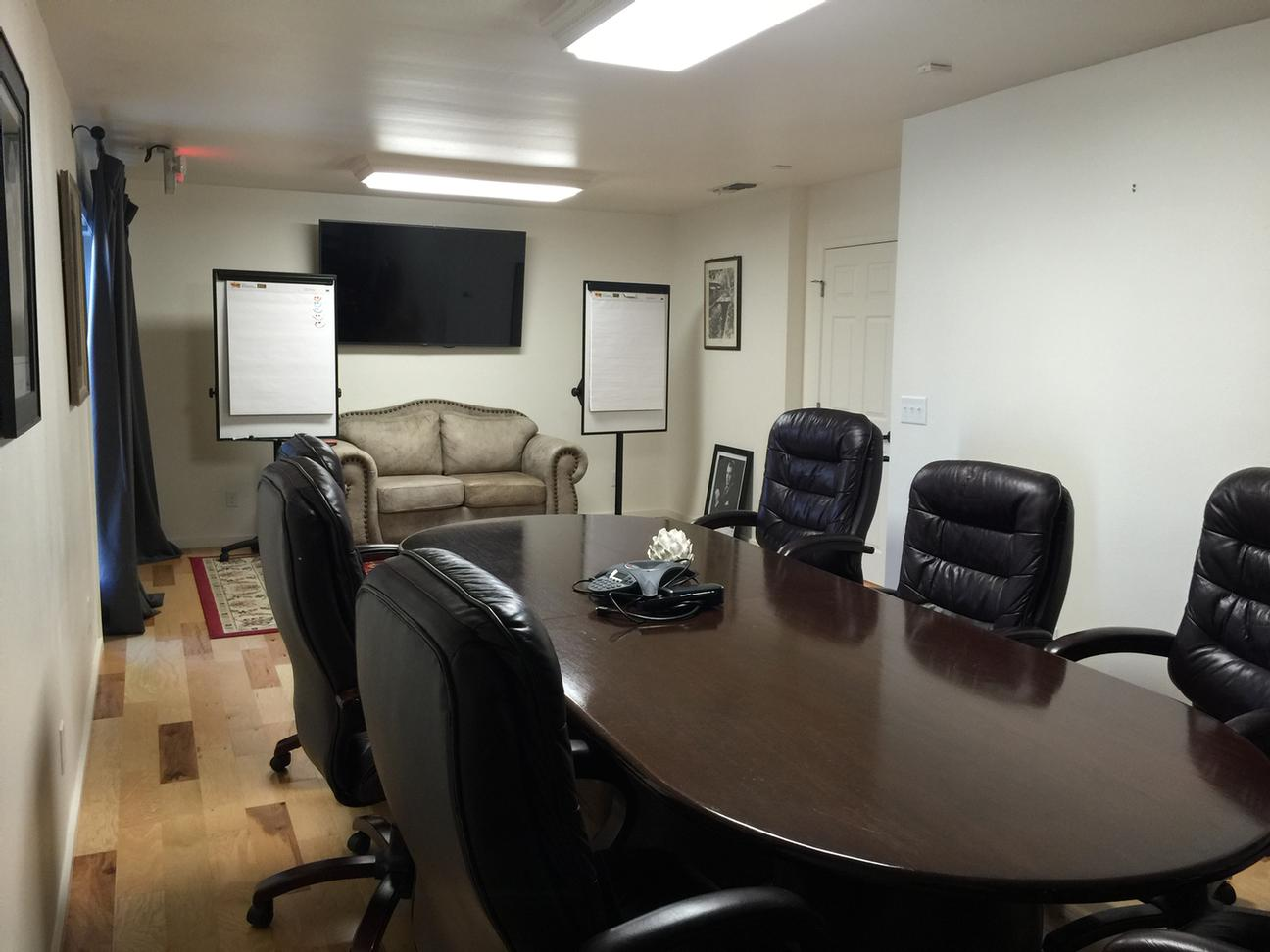 Photo of View Point Boardroom