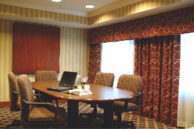 Photo of Executive Board Room