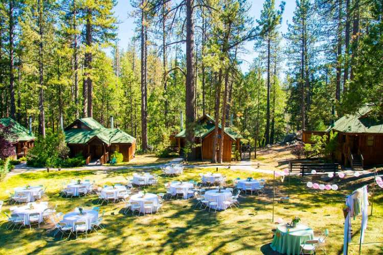 Photo of Meadow Exhibit & Banquet Space